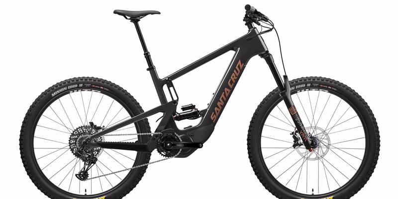 First Look: Santa Cruz Heckler E-Bike