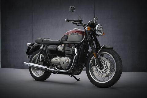 triumph bonneville t120 motorcycle