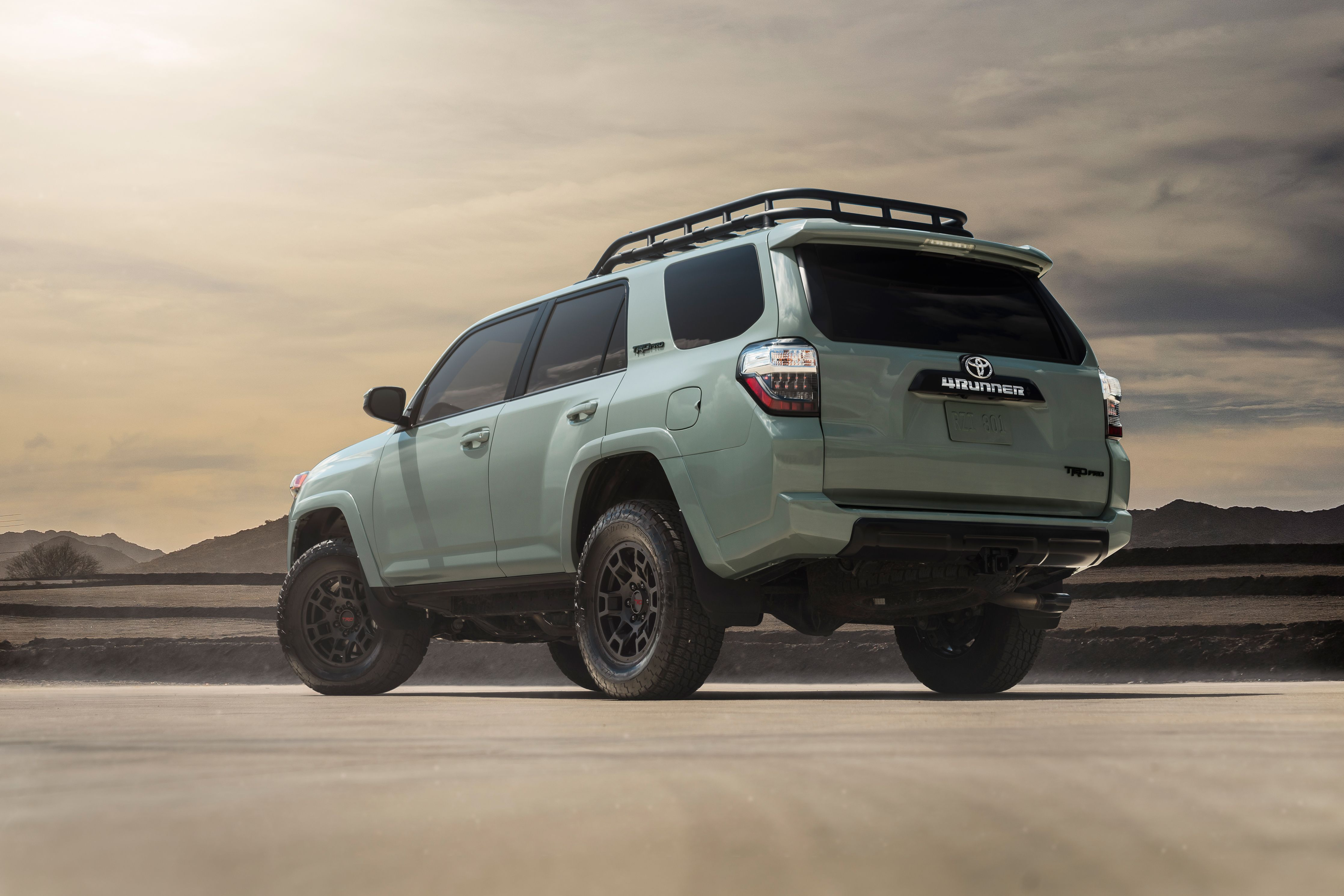 2021 Toyota 4runner Doesn T Mess With A Good Thing