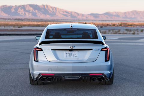 2022 cadillac ct5 v blackwing sport sedan
