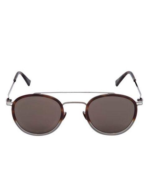 mykita gafas de sol redondas hombre