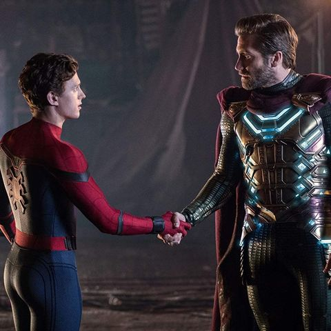 mysterio good guy spiderman far from home