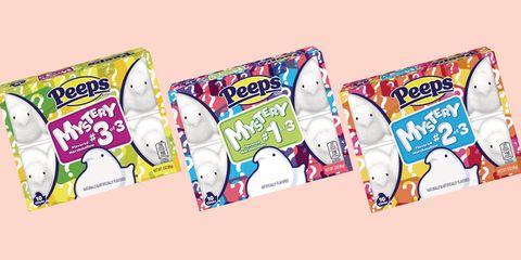 new peeps flavors