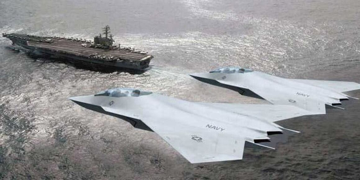 Navy Developing America's New Fighter Jet: 6th Generation Fighter