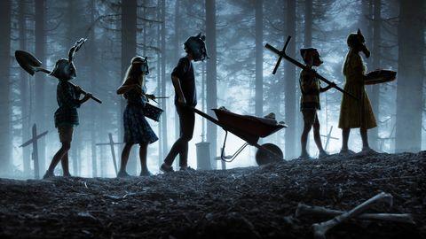 【電影抓重點】不只是恐怖片!《禁入墳場》比《牠》更黑暗的3大看點:為了「復活」你的摯愛,你願意⋯⋯嗎?