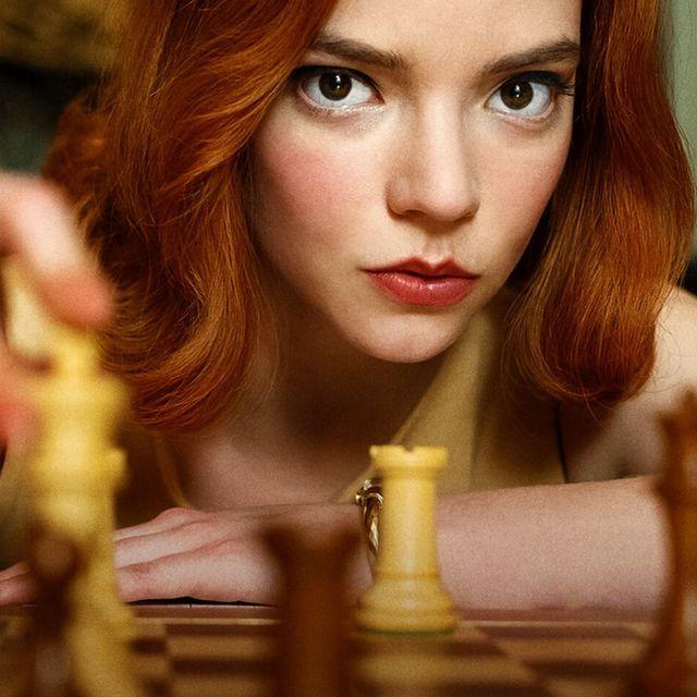 《后翼棄兵》安雅泰勒喬伊不懂西洋棋?anya taylor joy比精靈外貌更奇幻的10個秘密