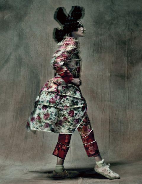 Fashion, Costume design, Textile, Dress, Fashion design, Art, Photography, Visual arts, Pattern, Illustration,