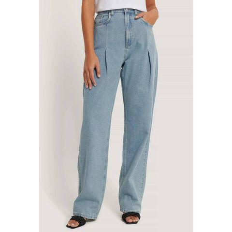 na kd wide jeans