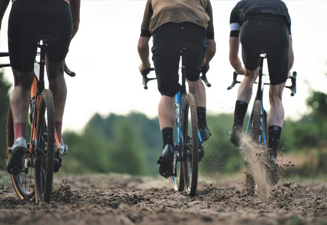 bilspieren, trainen, sterker, fietsen