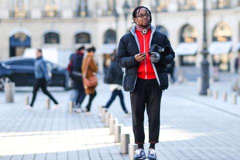 Nabile Quenum, fotografo de street style de J'ai Perdu Ma Veste