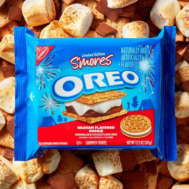 nabisco oreo s'mores cookies 2021