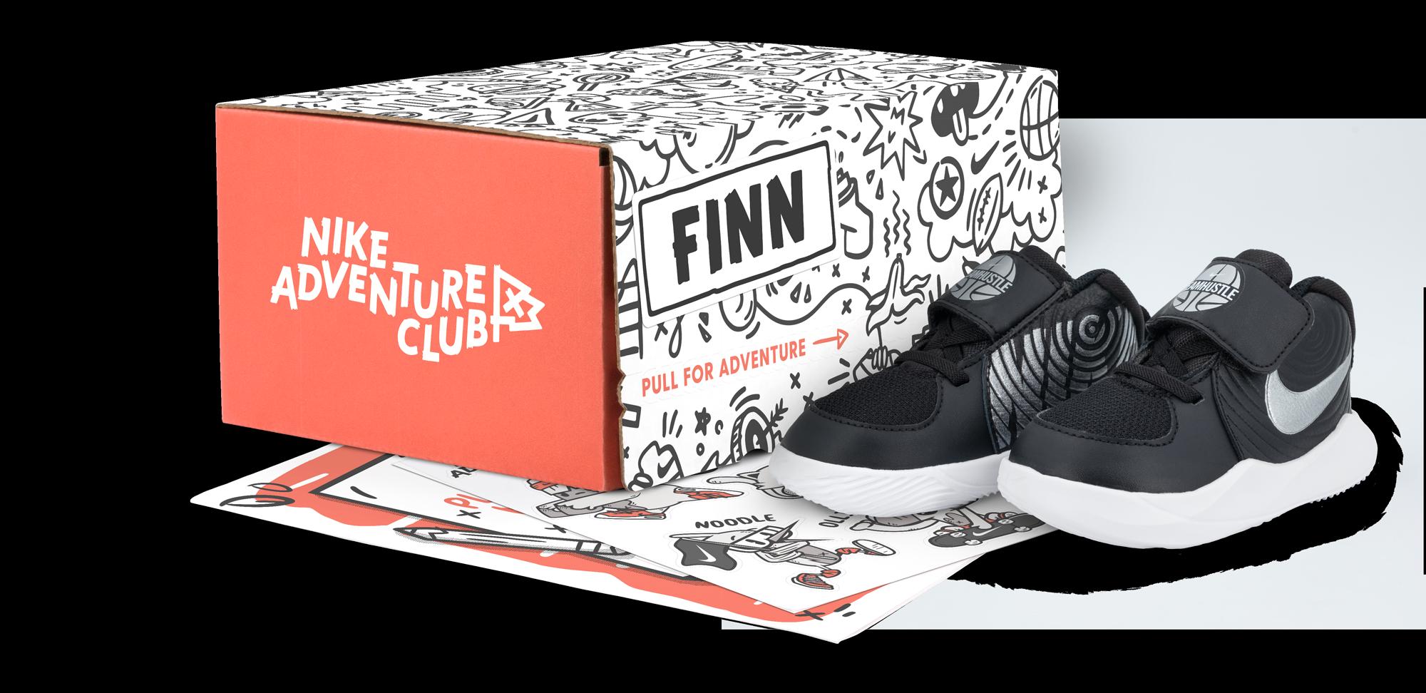 Kids' Shoe Subscription Box
