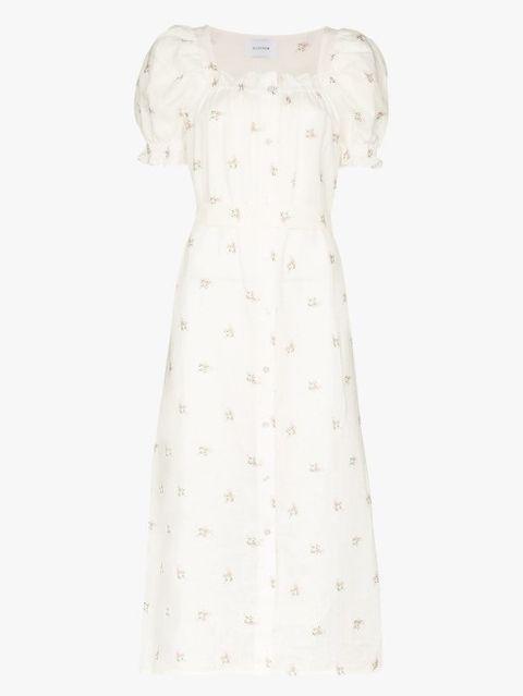 trend comfortabele jurk nachtjapon