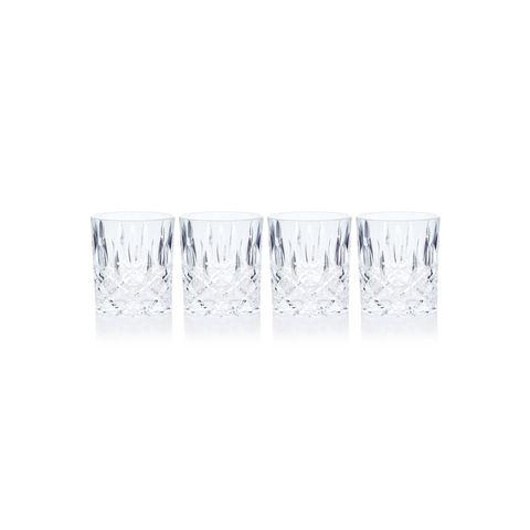 nachtmann noblesse whiskyglas set van 4