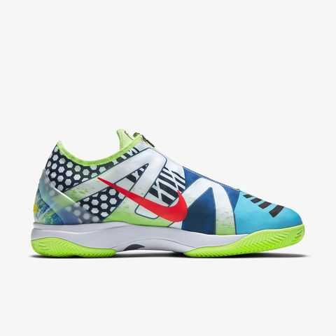 Naturaleza Explosivos Debilidad  Rafa Nadal estrena zapatillas con cremallera en Roland Garros y ...