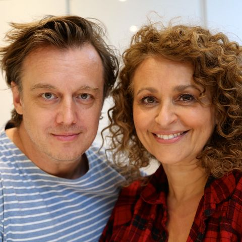 nadia sawalha to release book about home schooling