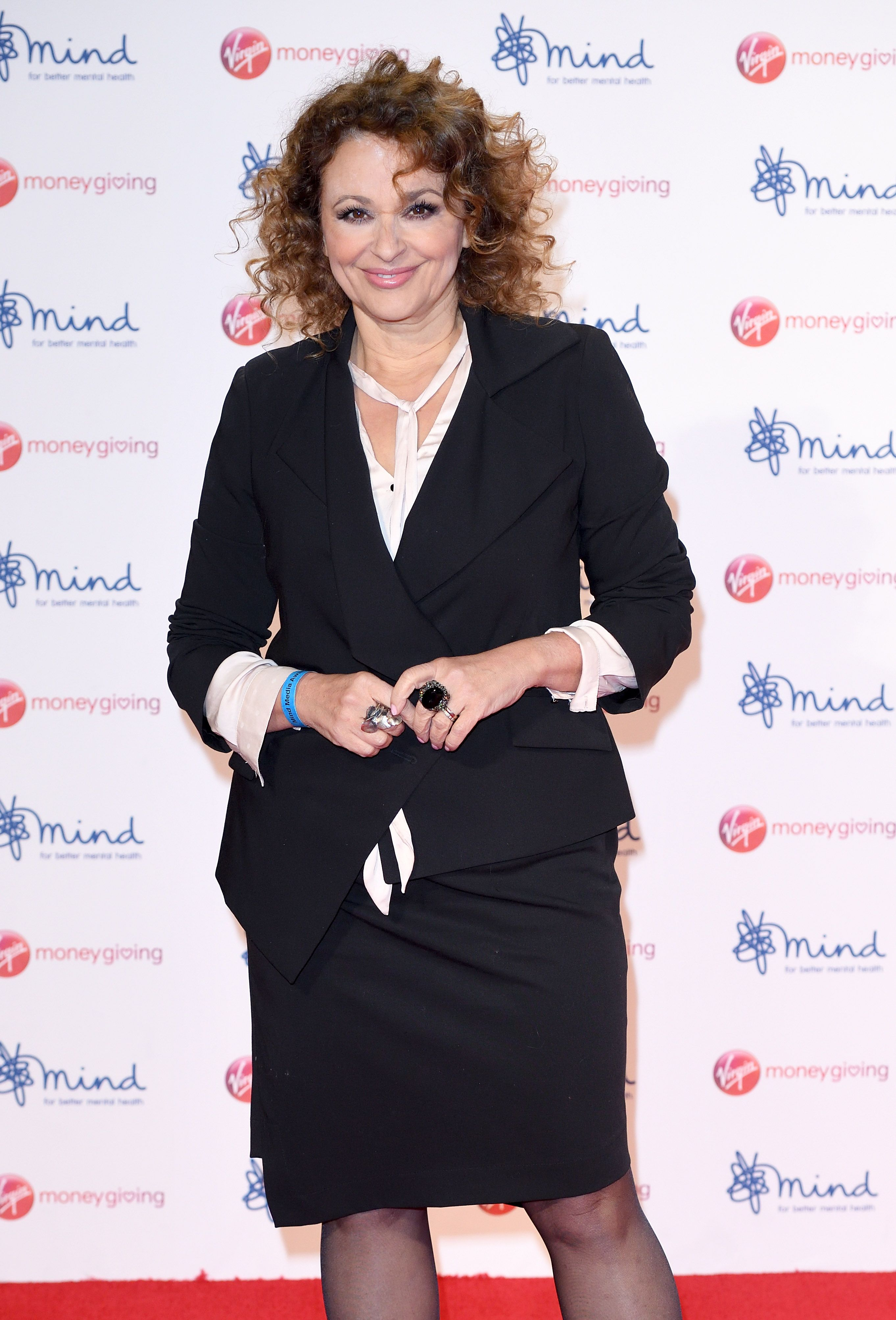 """Loose Women's Nadia Sawalha shares """"liberating"""" naked pictures on holiday"""