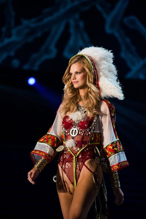 a29855d4d1 Victoria s Secret is being accused of cultural appropriation yet again