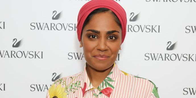 Nadiya Hussain's tiny new kitten is impossibly cute in this Instagram video