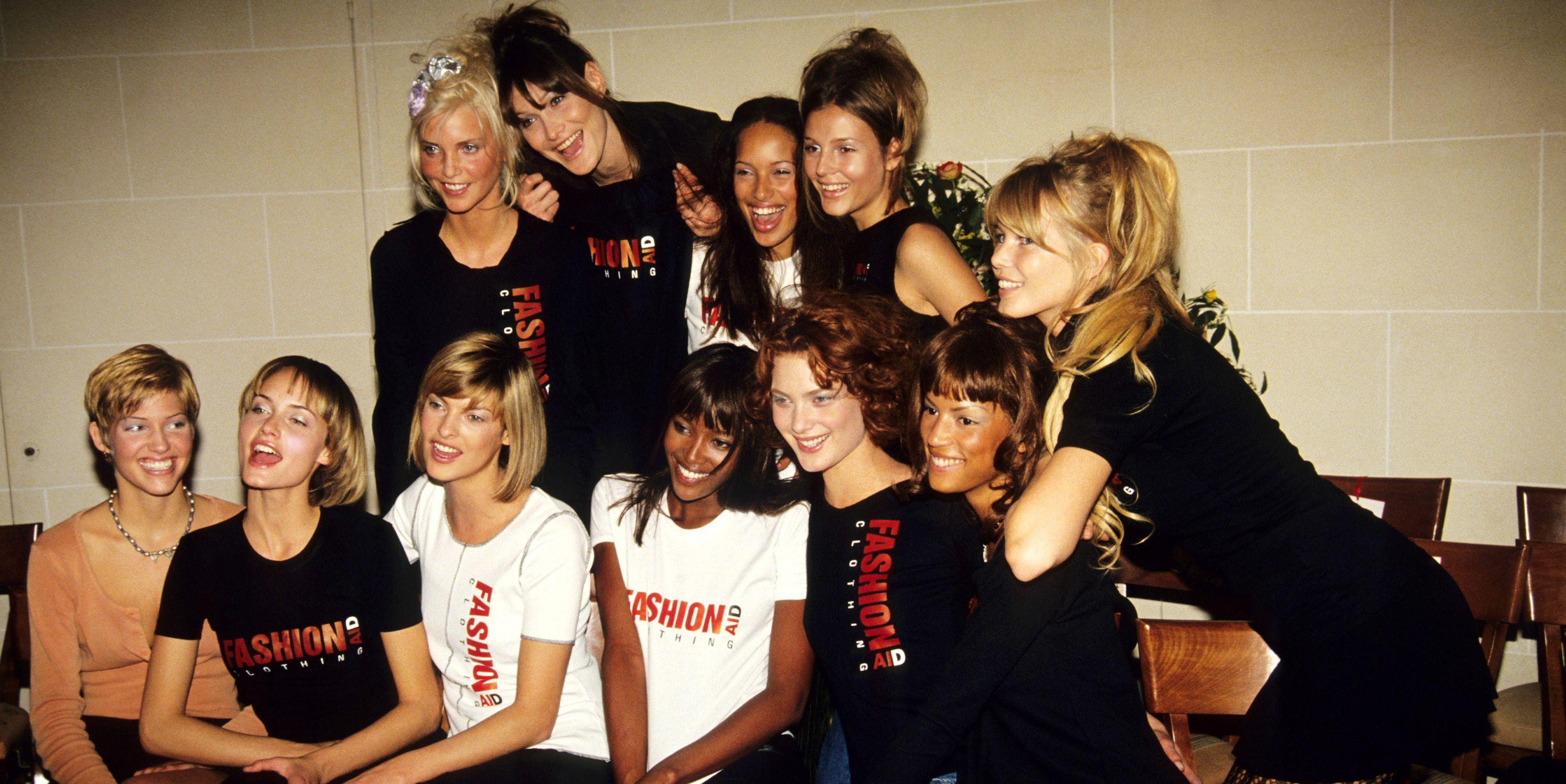 The 15 Most Famous Supermodels of the '90s