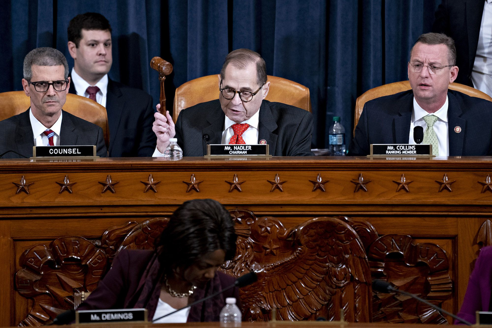 The Hour of the Founders Arrived Again on Friday Morning in the House Judiciary Committee