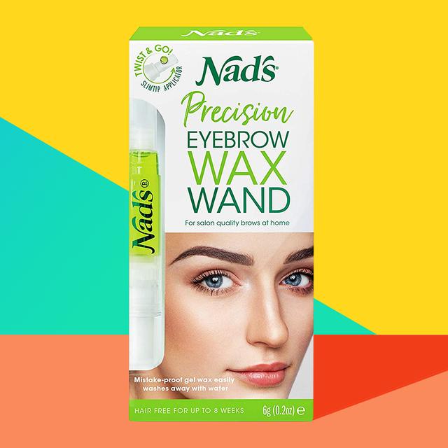 nad's precision eyebrow wax wand