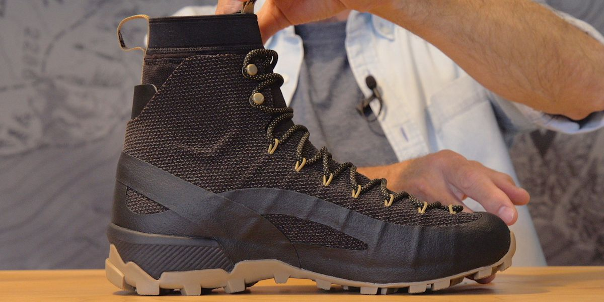 One of the Most Hyped Hiking Boots of the Year Was Just Announced