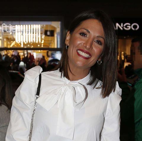 Nagore Robles se apunta al corte de pelo del otoño