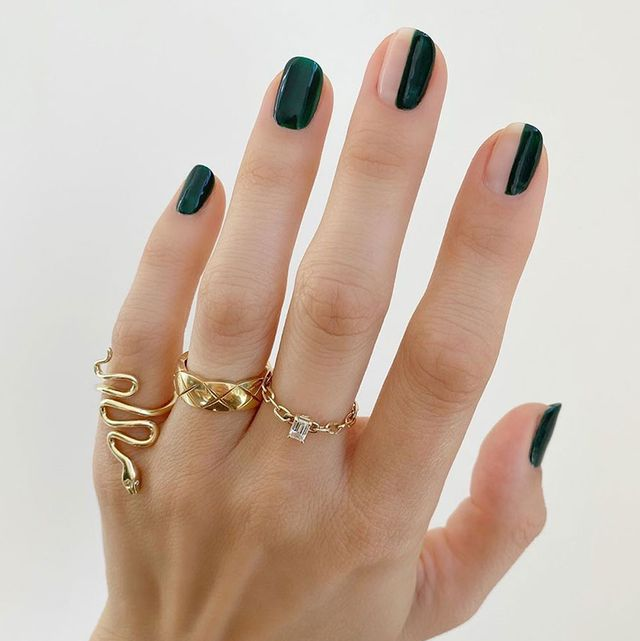 39 Pretty Nail Art Designs For Long Acrylic Nails 2020 Page 26