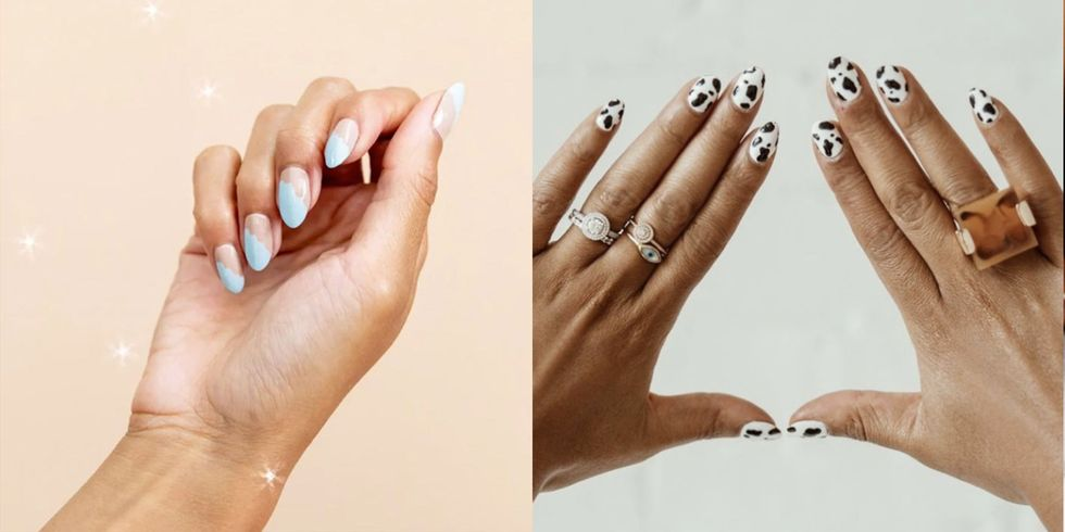 25 Gorgeous Winter Nail Art Ideas