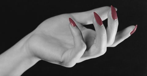 White, Hand, Finger, Red, Nail, Gesture, Photography, Petal, Black-and-white, Thumb,