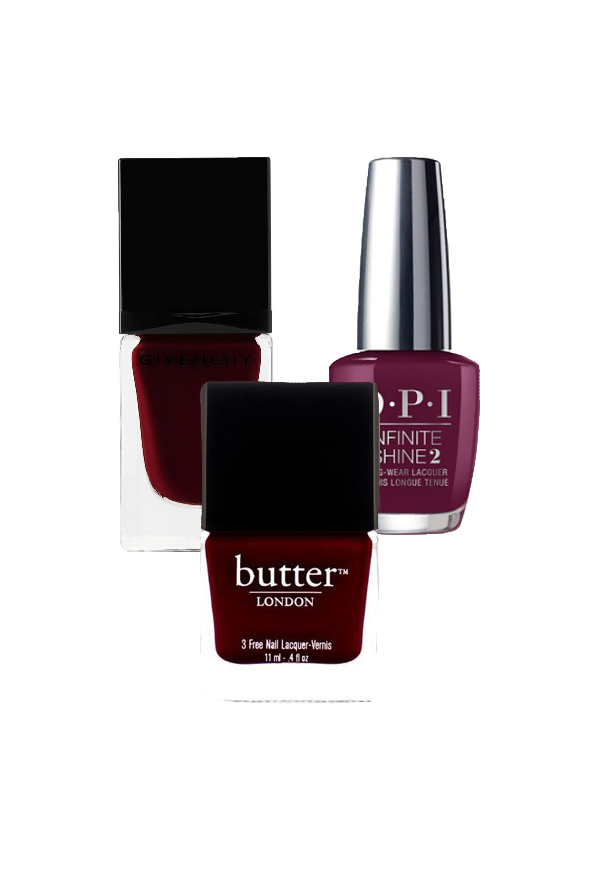 15 Trendy Winter Nail Polish Colors 2018 Winter Nail Polishes To Try