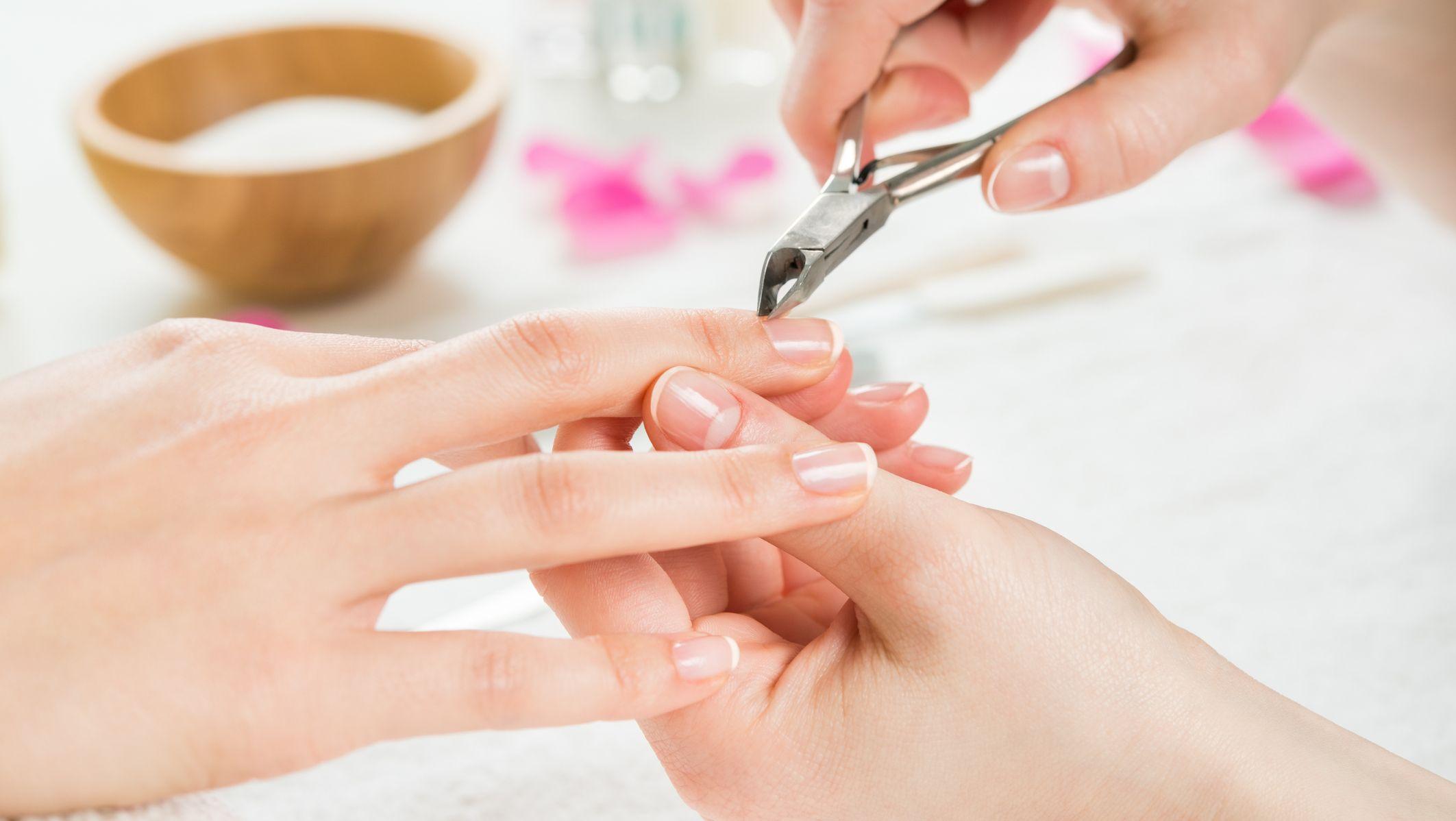 nail cuticles