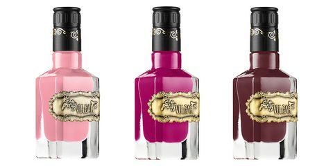 These Nail Polishes Look Like Tiny Bottles Of Booze