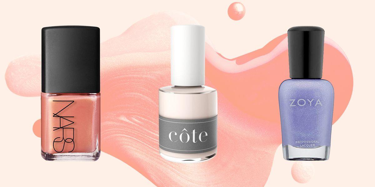 12 Best Summer Nail Polish Colors - Trendy Nail Shades for Summer 2019