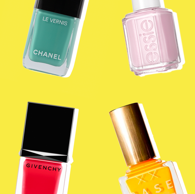nail polish colors spring 2020