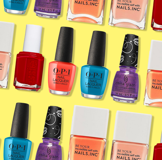 19 Best Summer Nail Colors — Trendy Nail Shades for Summer 2020