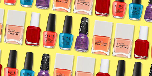 Color list opi OPI Nail