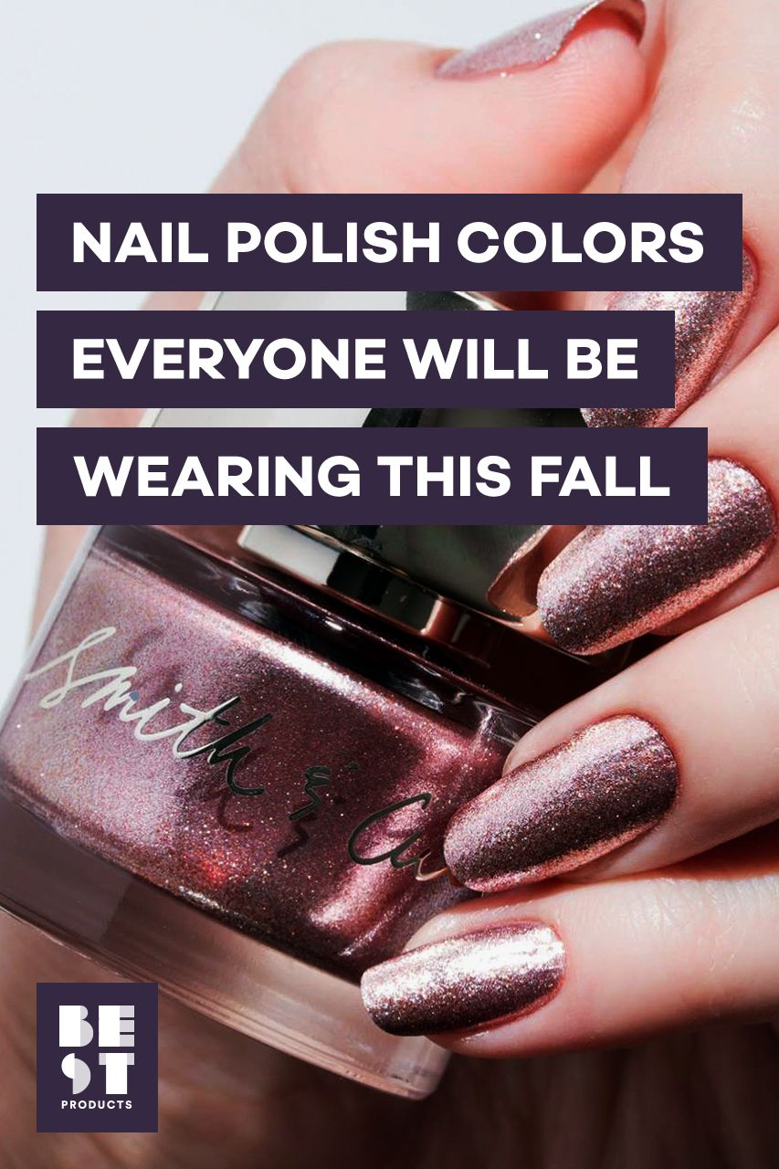 20 Best Fall Nail Polish Colors 2019 , Autumn Nail Polish Shades