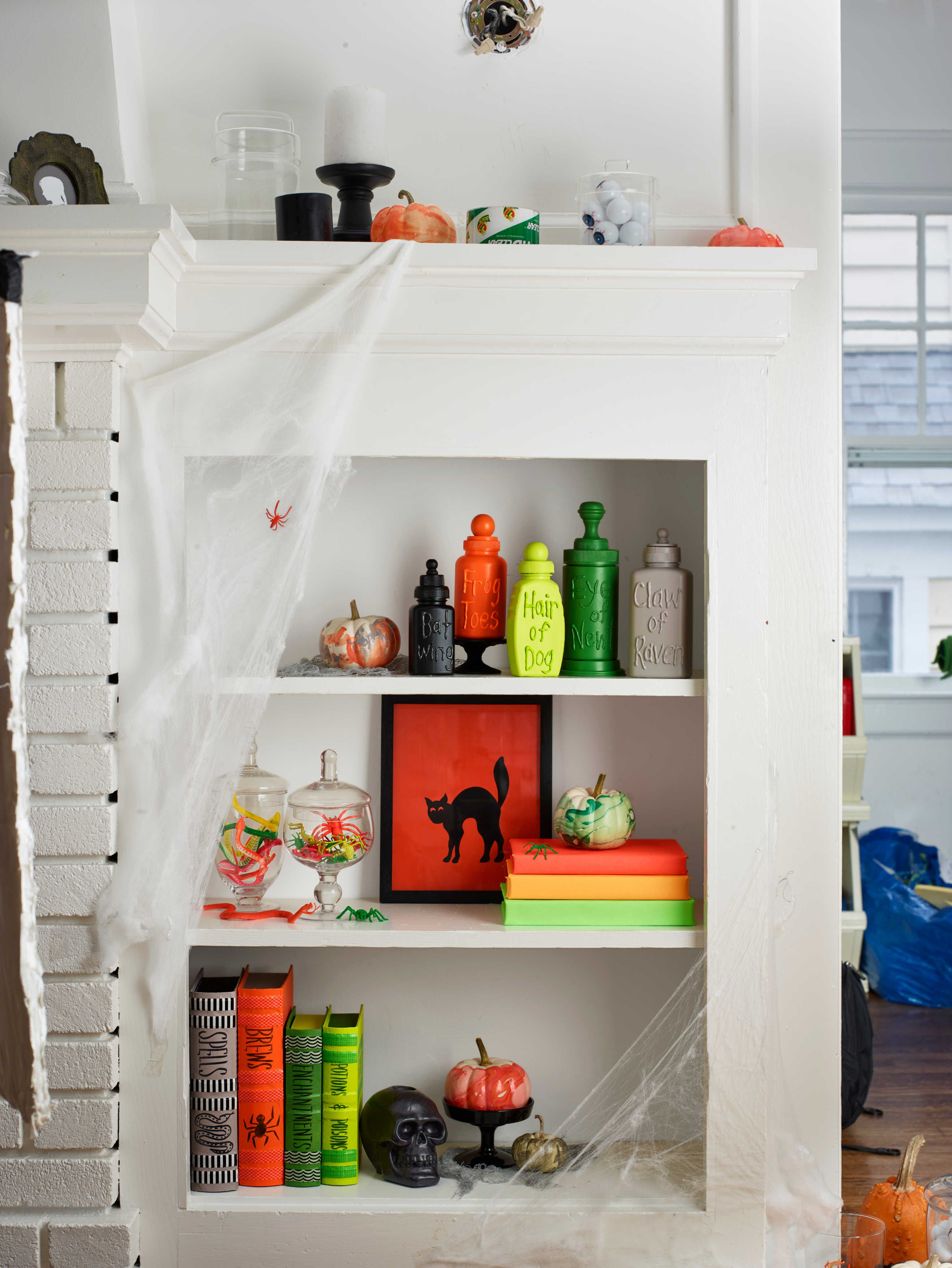 46 Pumpkin Painting Ideas - No Carve Pumpkin Decorating