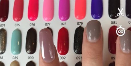 c0c99c722 This is how you pick your nail polish colour in a salon