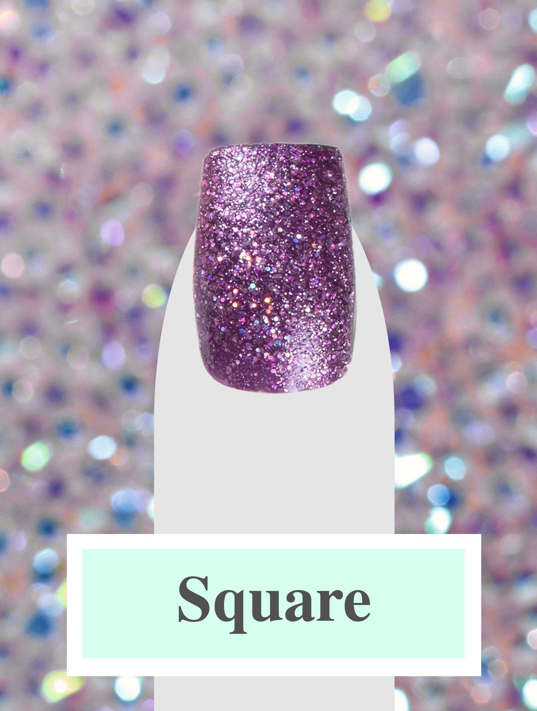 Nail Shapes - Square