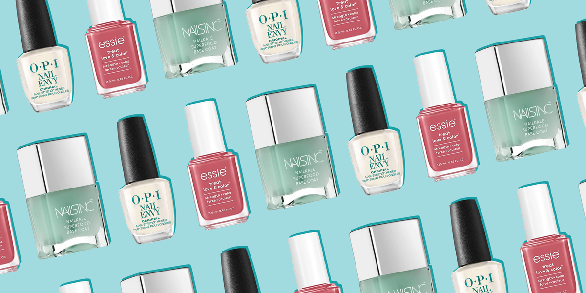 14 Best Nail Strengtheners to Repair Weak, Brittle, and Damaged Nails