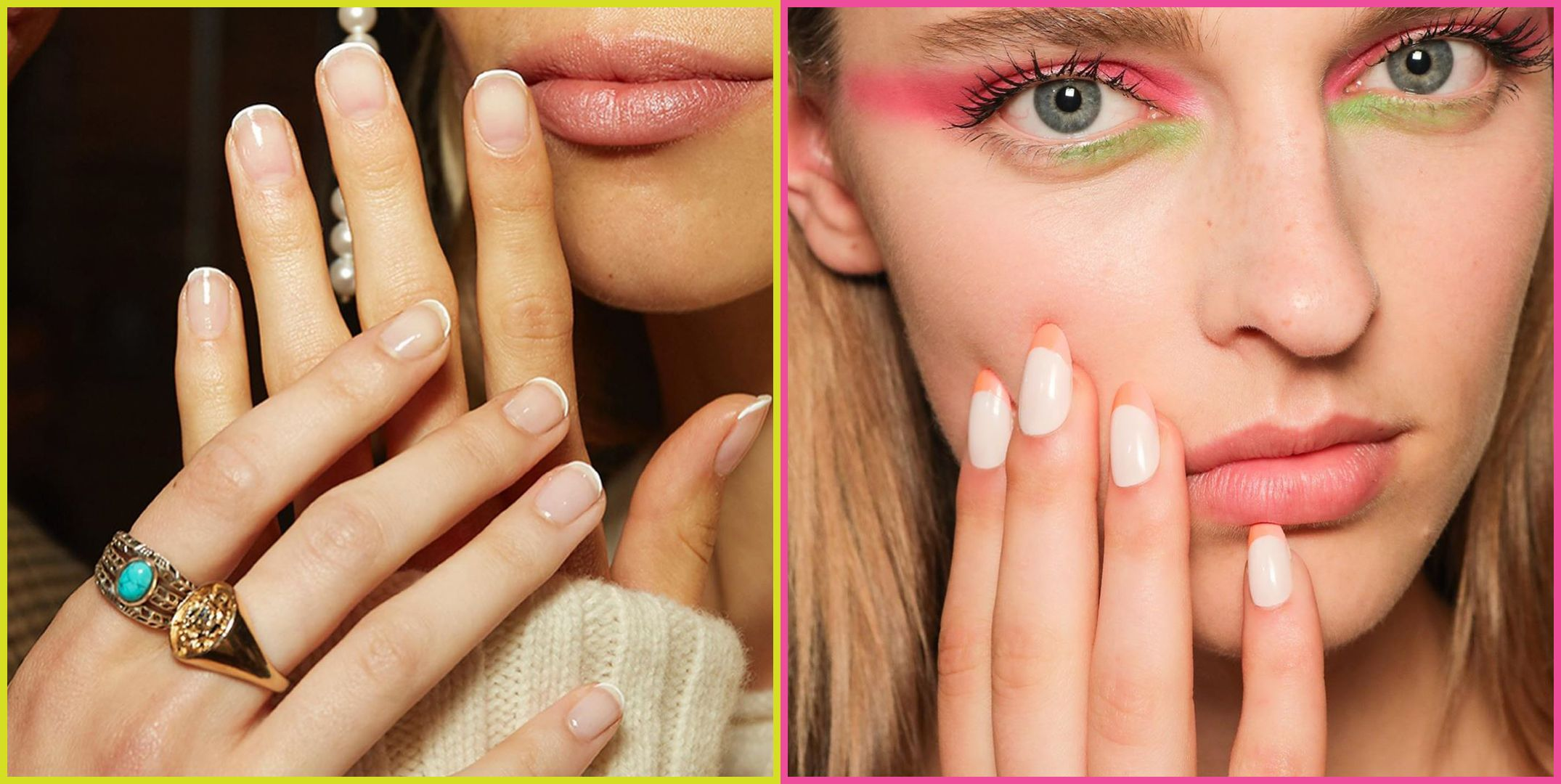 2020 Nail Color Trends.12 Best Spring 2020 Nail Trends From Fashion Week To Diy