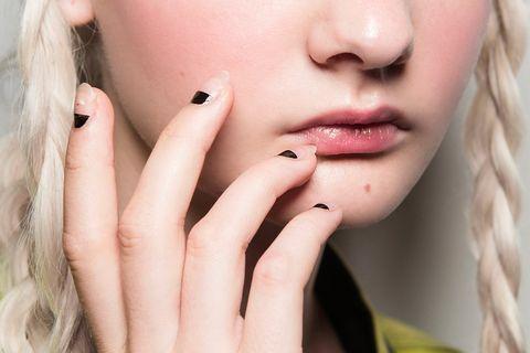 Face, Hair, Lip, Skin, Nail, Beauty, Eyebrow, Cheek, Finger, Hand,