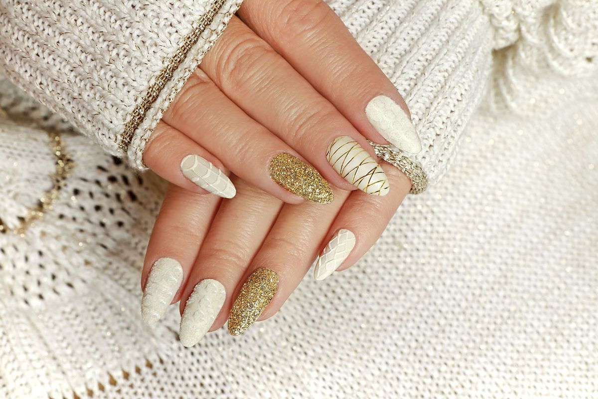 20 Best Winter Nail Designs Best Winter Nail Ideas 2021