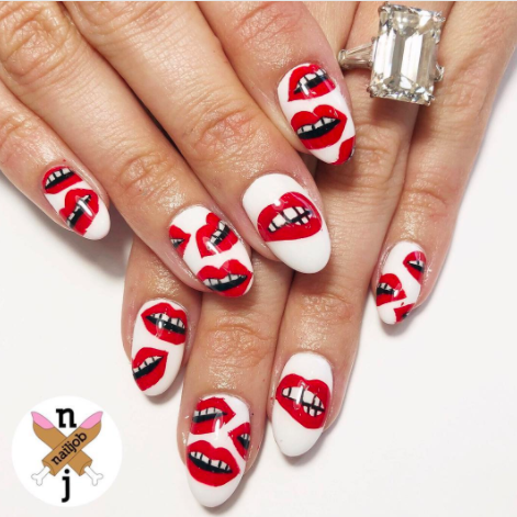 4th Of July Nail Art Designs For 2018 18 Ideas For July 4th Nails
