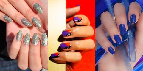 Hot Nail Trends For 2018 Nail Color And Design Predictions For 2018
