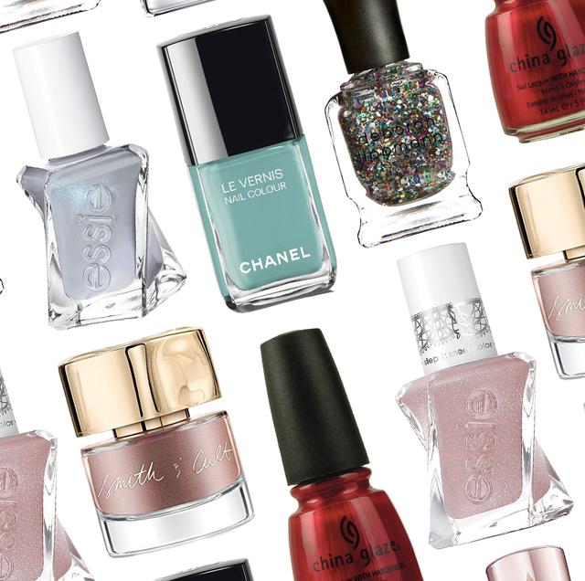 The 12 Best Christmas Nail Polish Colors Holiday Nail