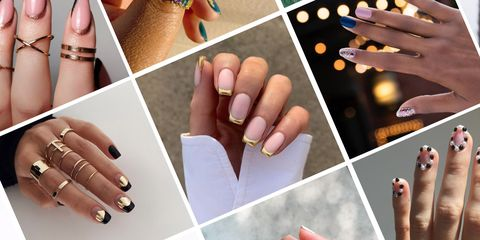 31 Cute Winter Nail Designs 2020 Seasonal Nail Art Ideas 2020